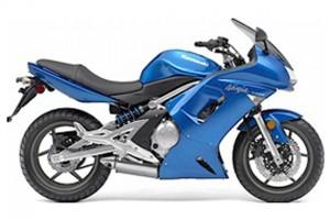 Motorcycle Maniac: The 2007 Kawasaki Ninja 650R Is Great For New Sport Bike Riders