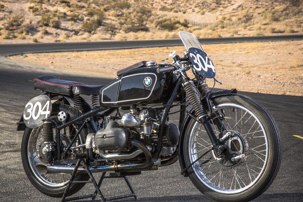 Classic Bmw Bikes Up For Auction Chapmoto Com