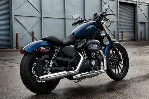 2012 Harley-Davidson Sportster Iron 883
