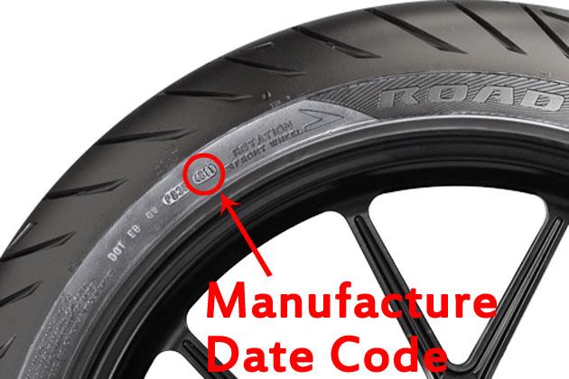 Tire Manufacture Date Code