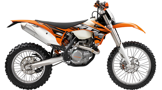 2013 KTM 500 EXC - Photo: Mitterbauer H.