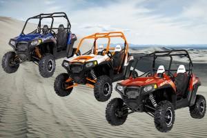 2013 Polaris Ranger RZR S 800 Limited Edition