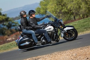 2014 Kawasaki Vulcan 1700 Nomad ABS - Two-Up