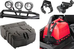 Pure Polaris Lock And Ride Accessories