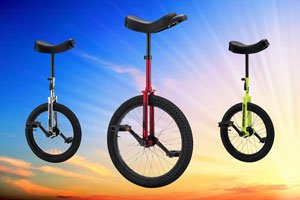Unicycles Title