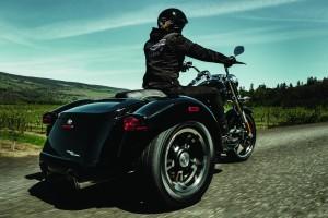 The new Harley-Davidson Freewheeler Trike