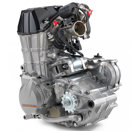 Four Stroke Dirt Bike Engine