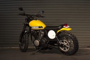 Star Bolt Motorcycle Scrambler