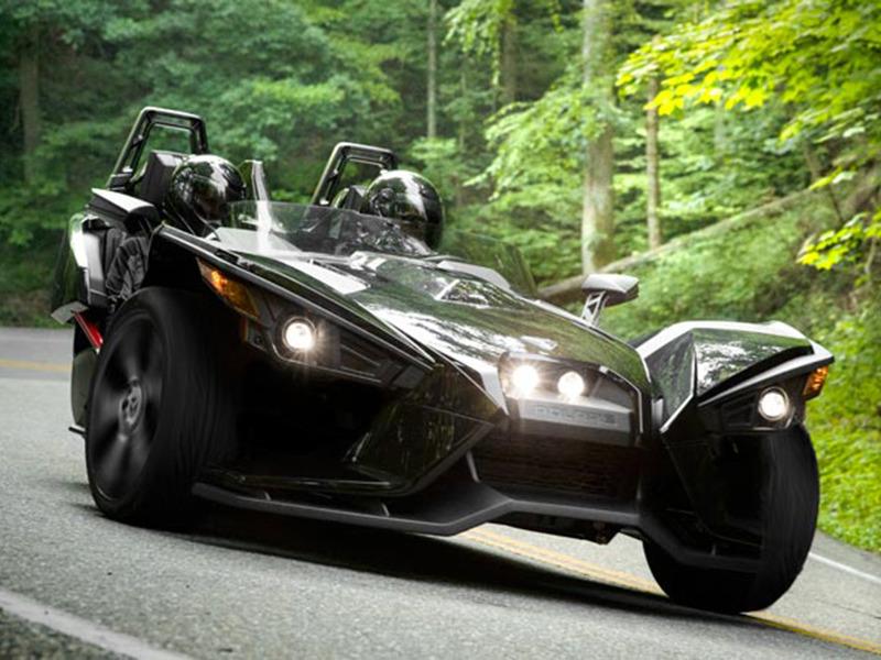 Polaris Slingshot Motorcycle Car