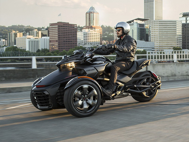 CanAm Spyder F3-S Special Series