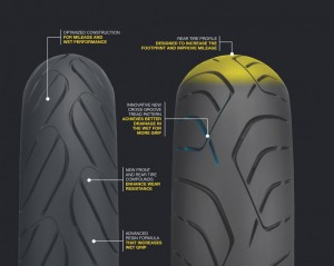 Testing proved riders on Dunlop's Sportmax Roadsmart III tires could have their cake and eat it too.