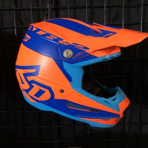 The new ATR-2 from 6D Helmets