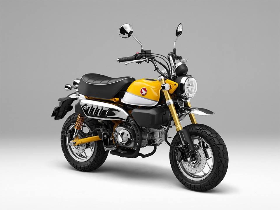 Honda Monkey Mini Motorcycle