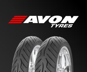 Avon Roadrider Motorcycle Tires $20 Instant Savings