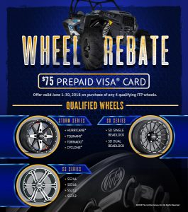 ITP Wheel Rebate