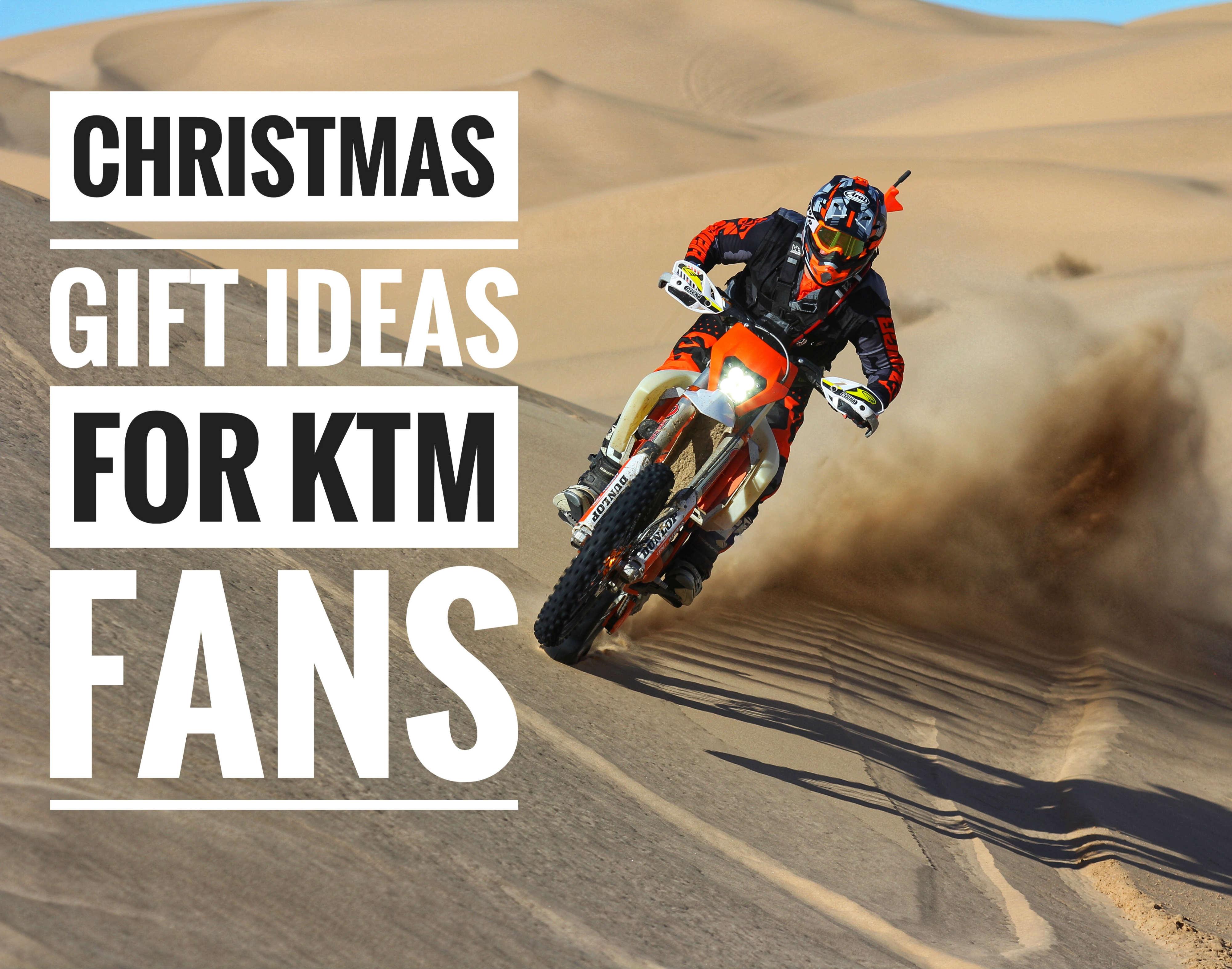 Christmas Gift Ideas For Ktm Fans Chapmoto Com